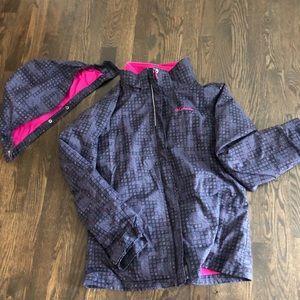 Girls Columbia Winter Jacket